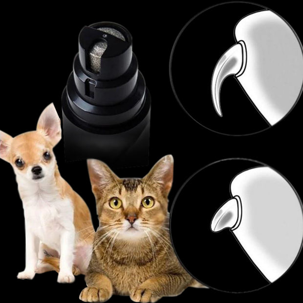 Painless Pet Nail Grinder