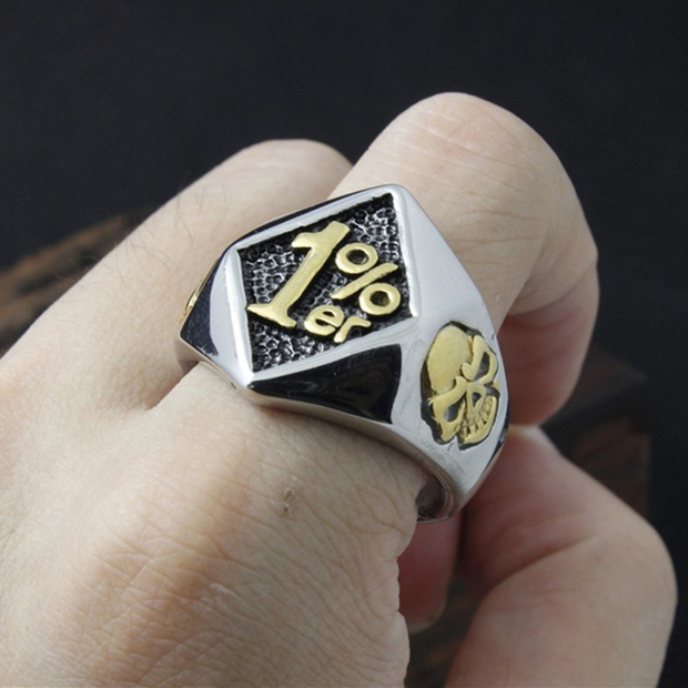 1%er Ring | 1%er Bikers Ring | Best 1%er Bikers Ring