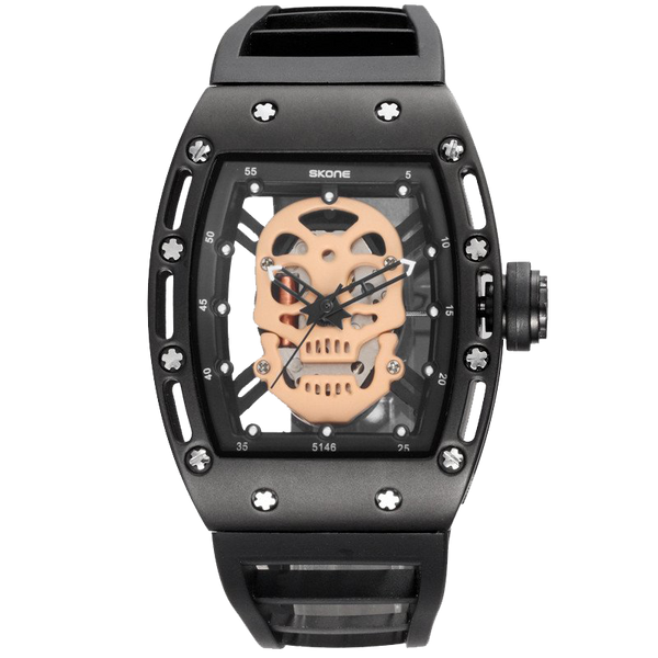 AWESOME SKULL WATCH
