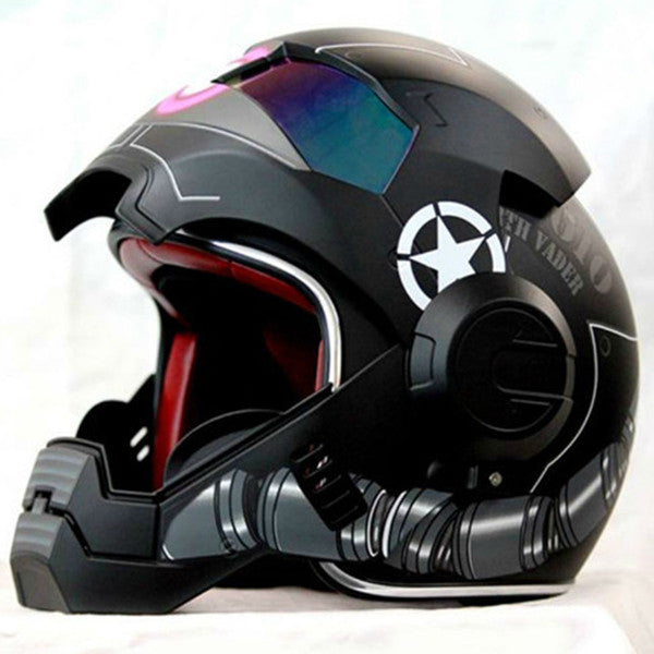 IronMan Black Helmet