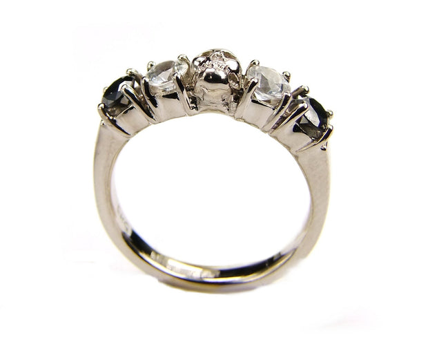 Biker Bride | Biker Wedding Rings | Biker Bride Rings