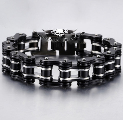Motorcycle Chain Bracelets