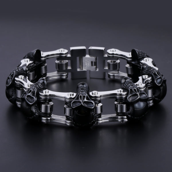 Skull Motorcycle Chain