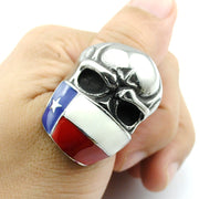 US, TX or CDN Skull Ring