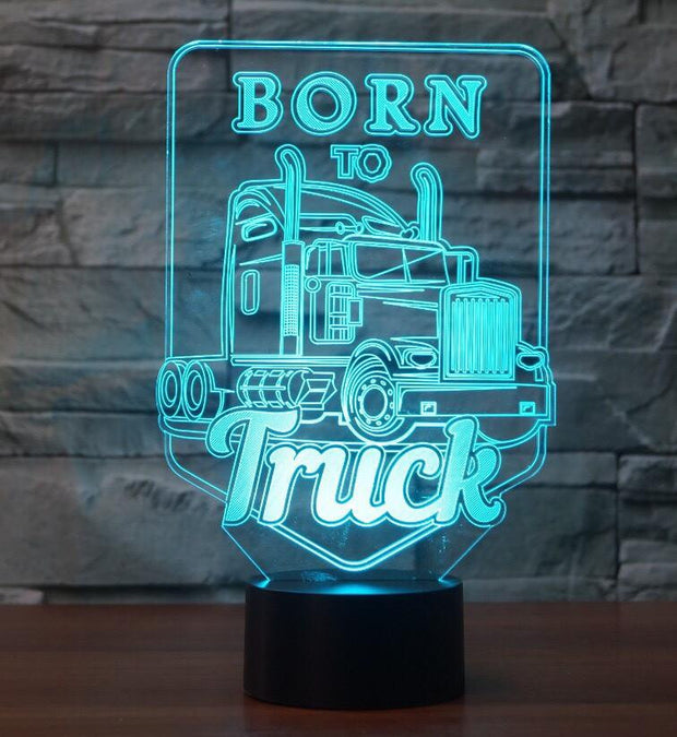 Born to Truck 3D Lamp | Born to Truck 3D Illusion Led Lamp | Truck 3D Illusion Lamp"|620|675|?|False|5d4e8270a0f2bd7d361abd46fbbe2b00|False|UNLIKELY|0.41761887073516846