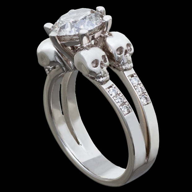Love Skulls & Diamonds