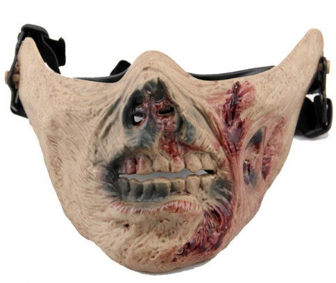 Tactical Half-Face Mask