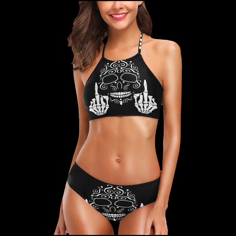 MFU Sugarskull Swimsuit