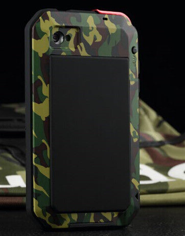 Impenetrable iPhone Case