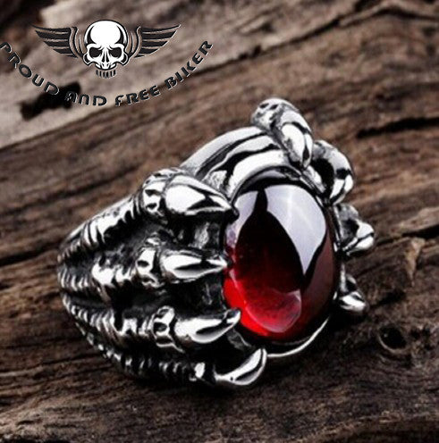 Ruby Dragon Claw