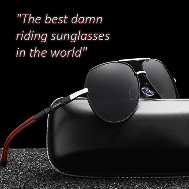 Best Damn Riding Sunglasses