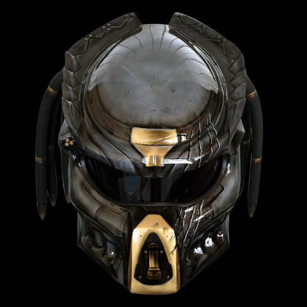 Alien Warrior Helmet | Cool Predator Motorcycle Helmet | Best Alien Warrior Helmets