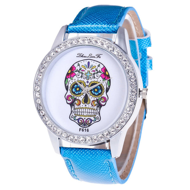 Sugar Skull Watch