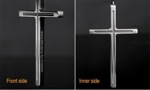 FREE SOLDIER Self-Protection Pectoral Cross