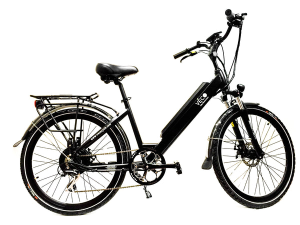 Veco electric bicycle  free shipping canada