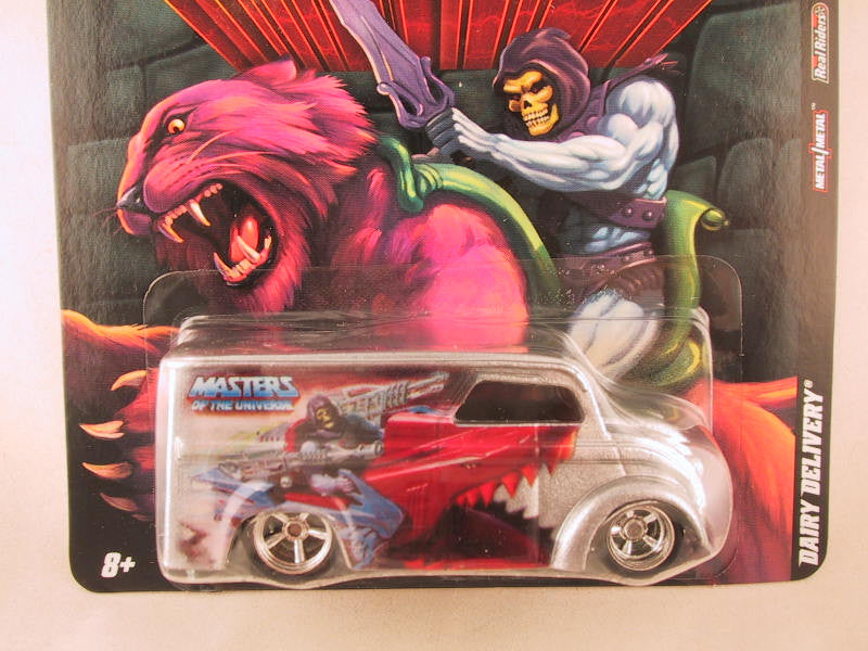Hot Wheels Nostalgia, Masters of the Universe, Dairy Delivery