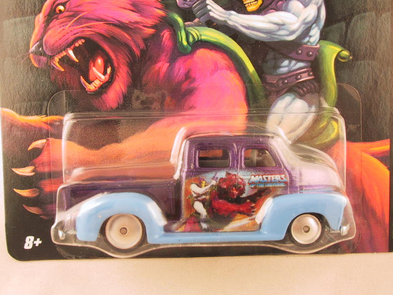 Hot Wheels Nostalgia, Masters of the Universe, '50s Chevy Truck