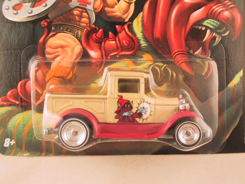 Hot Wheels Nostalgia, Masters of the Universe, '29 Ford Pickup