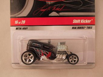 Hot Wheels Larry's Garage 2009, Shift Kicker, Black