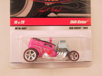Hot Wheels Larry's Garage 2009, Shift Kicker, Pink
