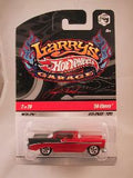 Hot Wheels Larry's Garage 2009, '56 Chevy, Red/Gray