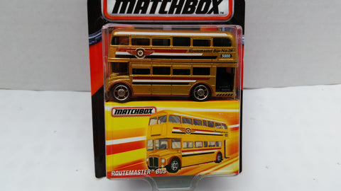 Matchbox Best of the World, Series 1, Routemaster Bus
