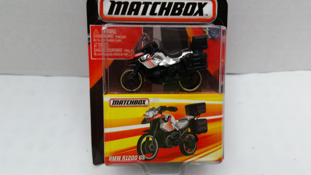 Matchbox Best of the World, Series 1, BMW R1200 GS