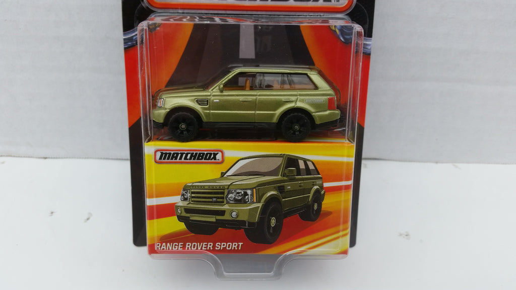 Matchbox Best of the World, Series 2, Range Rover Sport