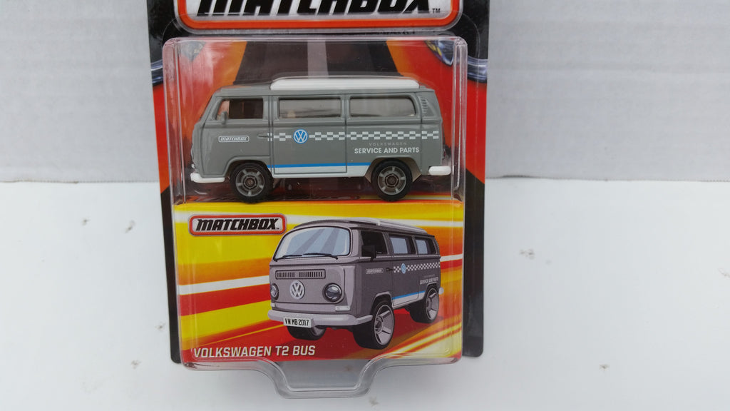Matchbox Best of the World, Series 2, Volkswagen T2 Bus