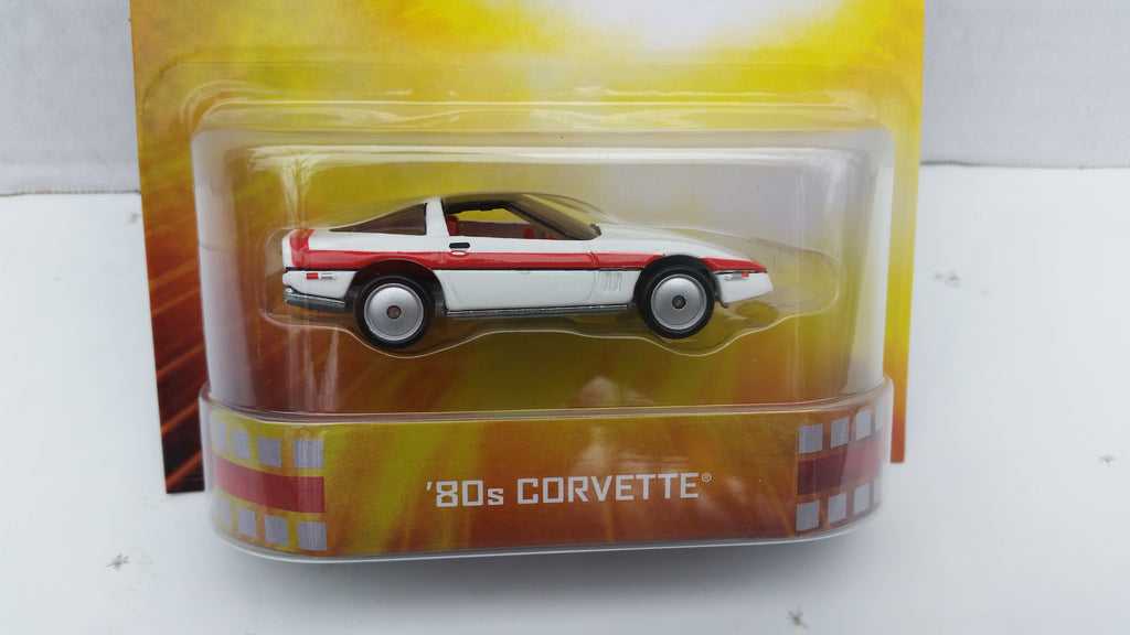 Hot Wheels Retro Entertainment 2013, The A Team, '80s Corvette