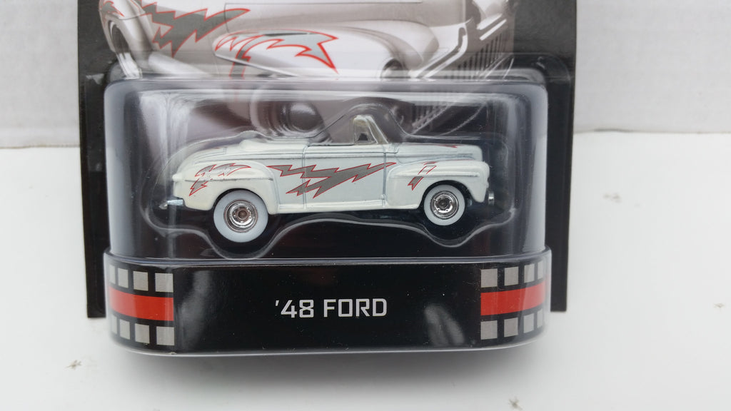 Hot Wheels Retro Entertainment 2013, Grease '48 Ford