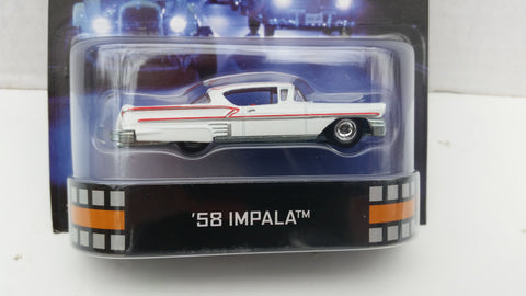 Hot Wheels Retro Entertainment 2013, American Graffiti '58 Impala