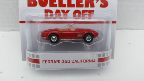 Hot Wheels Retro Entertainment 2013, Ferris Bueller's Day Off, Ferrari 250 California
