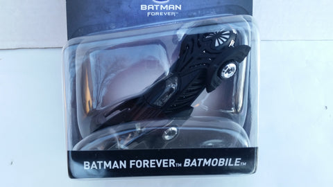 Hot Wheels Batman Vehicles 2017 1:50 Scale, Batman Forever Batmobile