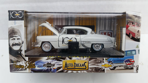 M2 Machines Auto-Dreams, Chevrolet 100th Anniversary, Release 2, 1954 Chevorlet Bel Air