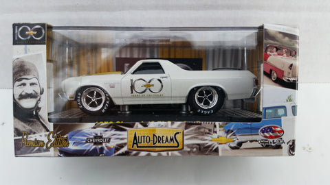 M2 Machines Auto-Dreams, Chevrolet 100th Anniversary, Release 2, 1970 Chevorlet El Camino