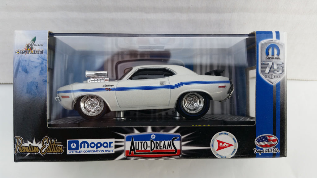 M2 Machines Auto-Dreams, Mopar 75th Anniversary, Release 2, 1970 Dodge Challenger