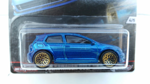 Hot Wheels Car Culture, Euro Style, Volkswagen Golf MK7