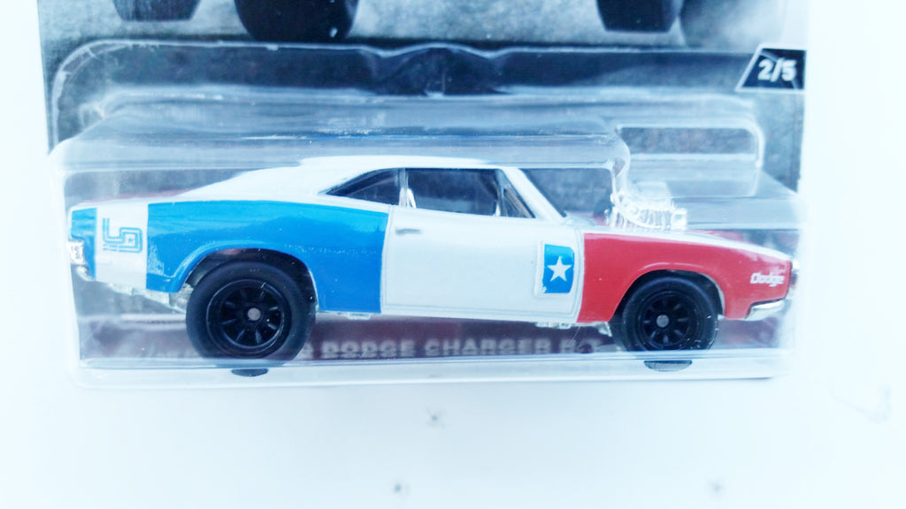 Hot Wheels Car Culture, HW Redliners, '70 Dodge Charger R/T