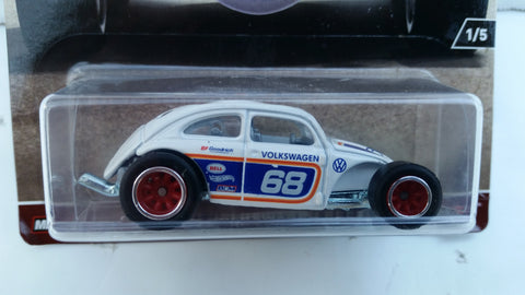 Hot Wheels Car Culture, Air Cooled, Custom Volkswagen Beetle