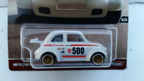 Hot Wheels Car Culture, Air Cooled, '60s Fiat 5000 Modificado