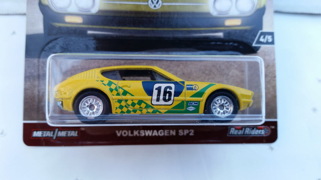 Hot Wheels Car Culture, Air Cooled, Volkswagen SP2