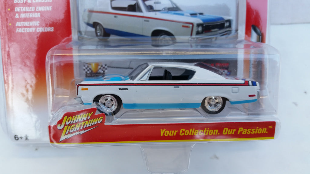 Johnny Lightning Muscle Cars 2016, Release 1A, 1970 AMC Rebel Machine