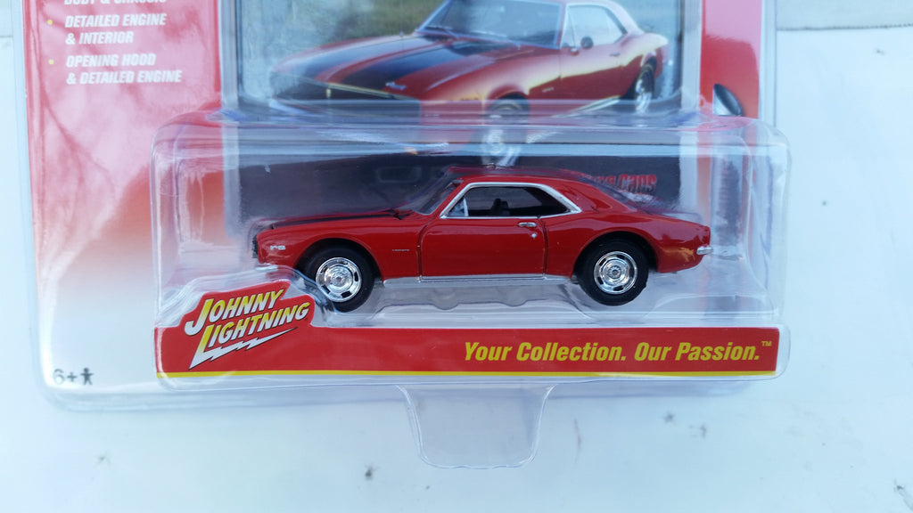 Johnny Lightning Muscle Cars 2016, Release 2A, 1967 Chevy Camaro Z28
