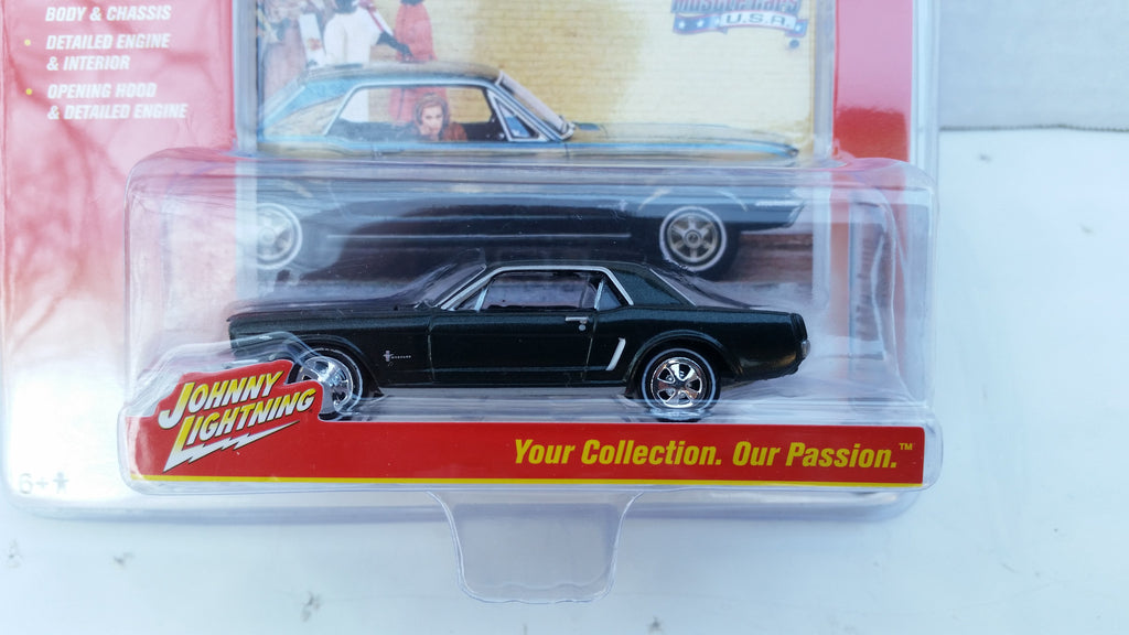 Johnny Lightning Muscle Cars 2016, Release 2A, 1965 Ford Mustang