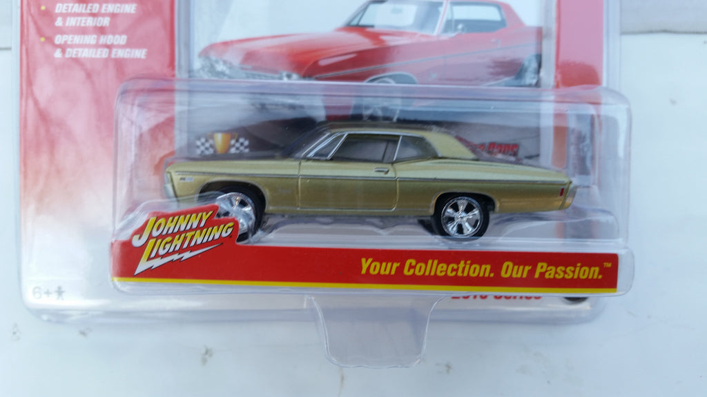 Johnny Lightning Muscle Cars 2016, Release 2B, 1968 Chevy Impala