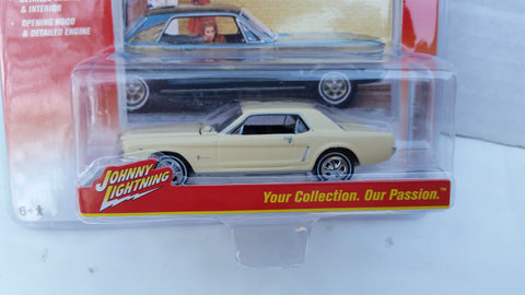 Johnny Lightning Muscle Cars 2016, Release 2B, 1965 Ford Mustang