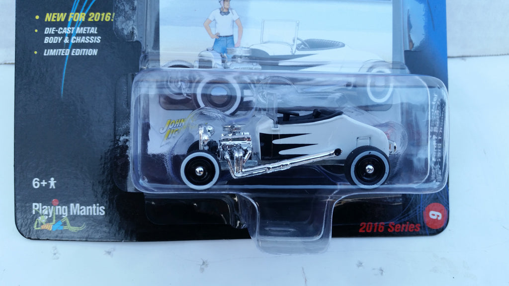 Johnny Lightning Street Freaks 2016, Release 2B, 1927 Ford T-Roadster, Kustomized