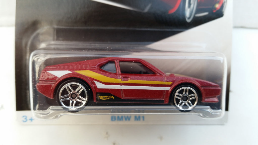 Hot Wheels BMW, BMW M1