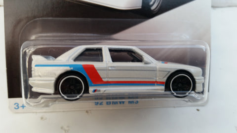 Hot Wheels BMW, '92 BMW M3